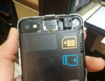 حل مشکل خاموشی و بالانیامدن blackberry z30