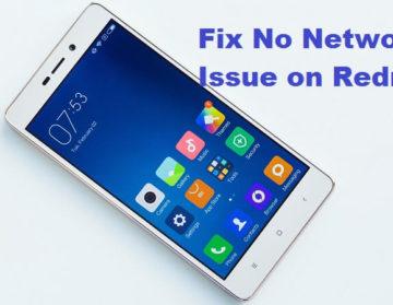 حل مشکل سریال و شبکه Xiaomi redmi 3s unknown baseband